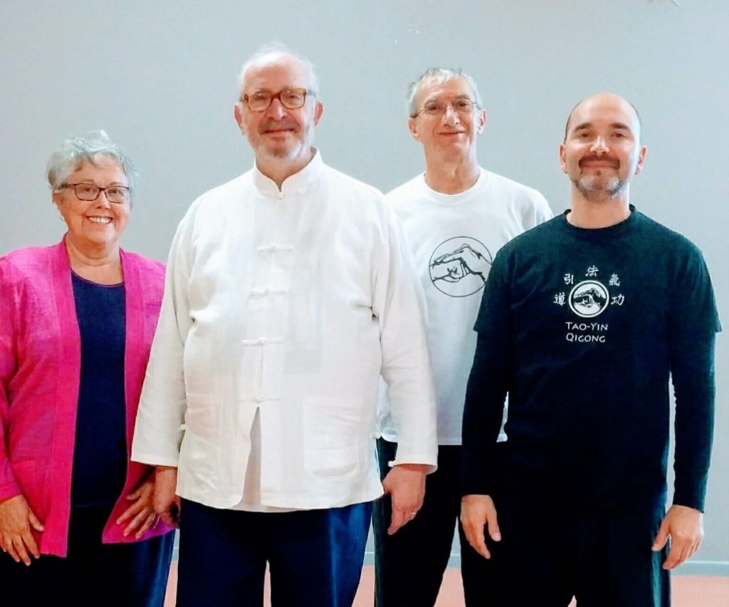 les professeurs de l'association Ardèche TAO